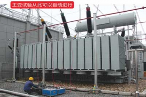 XD71 Automatic Detection Device for Power Transformer